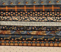 Elizabethtown Fat Quarter Bundle - 10 fabrics