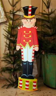 Candy Land Tin Soldier