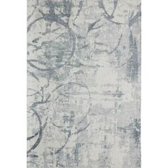 Illusions Grey 8 ft. x 11 ft. Indoor Area Rug