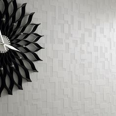 Checker White Tile Wallpaper - Geometric Wall Coverings by Graham  Brown - Wall paper accent
