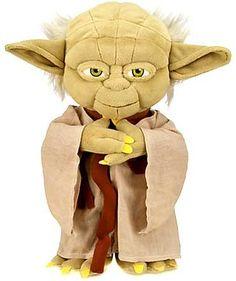 Disney Star Wars 12 Inch Plush Figure Yoda Star Wars http://www.amazon.com/dp/B00NEQ3IJW/ref=cm_sw_r_pi_dp_PrDRub05Y26EA