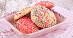 Perfectly Soft Sugar Cookies
