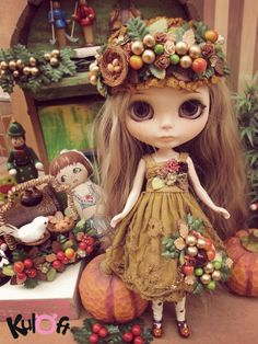 Sale  Custom Blythe Doll Pixxy Fairy by kuloft on Etsy, $500.00