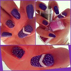 Caviar nails :)
