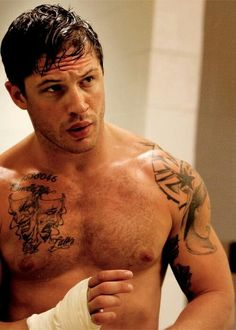 Great body, perfect looks, cute accent - Tom Hardy has it all! - Imgur