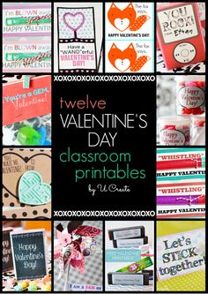 We wanted to share all of our Valentine's Day Free Printables in one easy-to-find post for you! Grab some cardstock paper, your printer, and you're ready to go!! Let the kids help you. They'll have fun telling their friends they made their own Valentine's! Here's the list… Valentine Free Printable for Bubbles Have a …