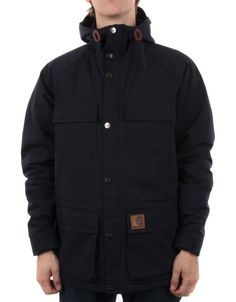 Carhartt Mosley Jacket - Navy or this