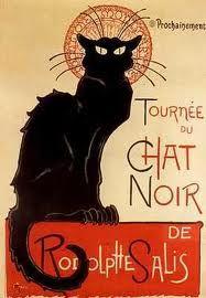 Tournee du Chat Noir avec Rodolphe Sailis