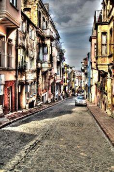 #Fener #Sokak, #Istanbul Σοκάκι στο #Φανάρι, #Κωνσταντινούπολη