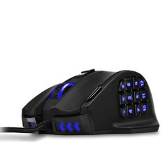 Teddies New Professional Wired Gaming Mouse 5500 Dpi 7 Buttons Led Optical Usb Wired Mice For Pro Gamer Computer Better Than X7 Mause Fine Workmanship
