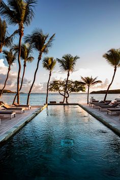 THE BEST St. BARTS STAYS ~ Poolside paradise at Le Sereno. What a gorgeous resort!!