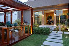 Escritório Jardim: Jardins modernos por CP Paisagismo