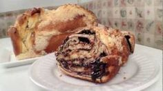How to Make Chocolate Babka [step by step video]