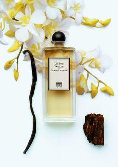 Serge Lutens perfume vanilla and wood - Et puis c'est tout .