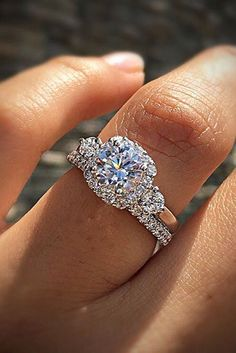 18 Most Popular Engagement Rings For Women ❤️ Can't find the right engagement ring? Look at the collection of the most popular engagement rings for women.See more: http://www.weddingforward.com/engagement-rings-for-women/ #wedding #engagement #rings