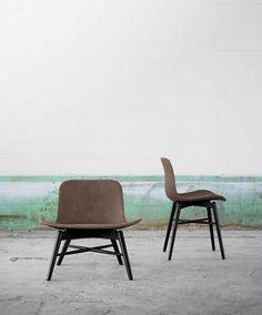 NORR11 Langue Original lounge stoel