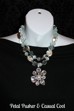 premier designs high fashion jewelry | ... Casual Cool Necklace double with Petal Pusher enhancer billn9638@msn.com