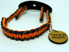 Bow Slings / TWiSTED BRAiDS \ Paracord Bracelets - Necklaces - Wrist and Neck Lanyards