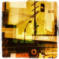 Detail from Boyle Heights Urban Landscape #9
