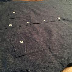 Creative People, Dress Making, Chef Jackets, Shirt Dress, Coat, Shirts, Dresses, Fashion, Vestidos
