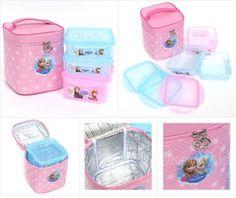 Disney-Frozen-Three-tier-Food-Storage-Lunch-Box-with-Bag-043285