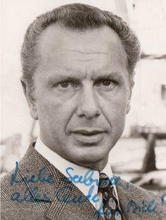 Horst Keitel Schauspieler / Synchronsprecher 1928 - 2015 R.I.P