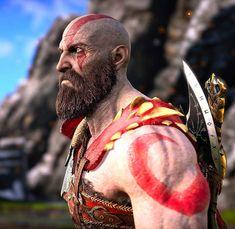 Kratos el dios sabio de la guerra