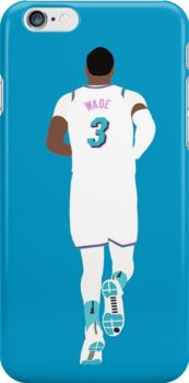 abd7c7f0ebf Dwyane Wade Miami Vice Snap Case for iPhone 6   iPhone 6s