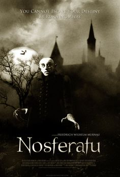 Watch Stream Nosferatu : Online Movies Vampire Count Orlok Is Interested In A New Residence And In His Real Estate Agent's Young Wife. Horror Movie Posters, Cinema Posters, Horror Films, Classic Monster Movies, Classic Horror Movies, Classic Monsters, Max Schreck, Silent Horror, Silent Film