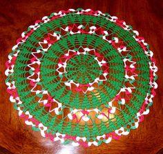 Christmas Doily #5 (White Carnation) | Flickr – Compartilhamento de fotos!