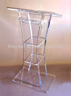 660.00$  Watch now - http://alil4g.shopchina.info/go.php?t=32674164069 - pulpit furniture Free Shiping High Quality Cheap Acrylic Lectern acrylic podium 660.00$ #aliexpressideas
