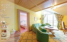 Struwwelpeter Luxussuite - Leading Family Hotel & Resort Alpenrose Home Decor, Hotel Bedrooms, Decoration Home, Room Decor, Home Interior Design, Home Decoration, Interior Design