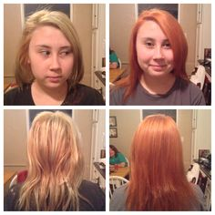 Color correction to a natural redhead! #redhead #color #edsheeraninspired #hairbypeter