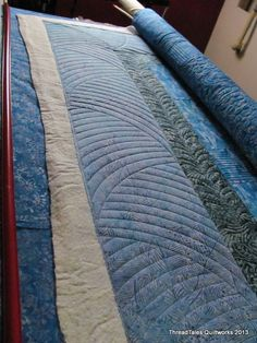 Threadtales - The stuff of Life (and Quilts!) | Ancora Imparo (I am still learning)