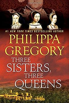book cover of     Three Sisters, Three Queens
