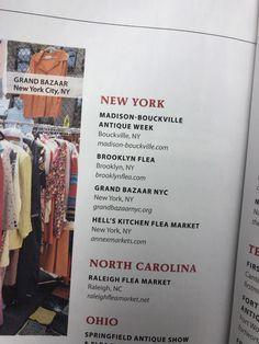 Flea Market New York, Flea Markets, Brooklyn Flea, Hells Kitchen, Grand Bazaar, Consignment Shops, Cards Against Humanity, Marketing