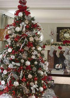 311 best elegant christmas trees images in 2019 christmas tree rh pinterest com