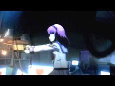 Angel Beats! AMV Angel With A Shotgun - YouTube