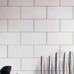 "EliteTile Biarritz Series 3"" x 6"" Ceramic Brick Look Subway Tile & Reviews | Wayfair Stone Mosaic Tile, Marble Mosaic, Mosaic Wall, Mosaic Glass, Mosaic Tiles, Mosaics, Ceramic Subway Tile, Wall And Floor Tiles, Wall Patterns"