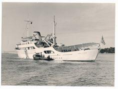 "Onassis-Yacht ""Christina"": Schwimmender Partypalast"