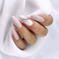 15 geformte, stylische Nagelfarben, die zum Probieren inspirieren – rainbow-nails, You can collect images you discovered organize them, add your own ideas to your collections and share with other… Winter Nail Designs, Nail Art Designs, Nails Design, Best Nail Designs, Neutral Nail Designs, Stylish Nails, Trendy Nails, Winter Nails, Spring Nails