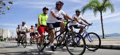 Andar de bicicleta faz bem para o ambiente, a mente e o corpo
