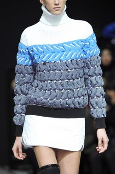 Alexander Wang at New York Fashion Week Fall 2014 - StyleBistro