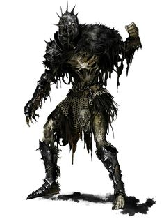 Dark Souls II -undead-executioner
