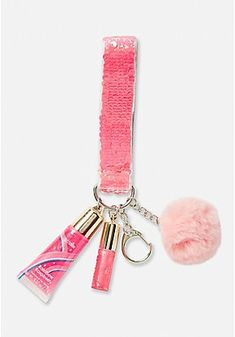 Justice is your one-stop-shop for on-trend styles in tween girls clothing & accessories. Shop our Just Shine Be Bright Be You Keychain lip gloss set. Makeup Kit, Body Makeup, Air Force One Shoes, Unicorn Fashion, Flavored Lip Gloss, Cosmetic Brush Set, Lip Gloss Set, It Cosmetics Brushes, Tween Girls