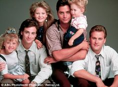 full house // my favorite show in the entire universe.