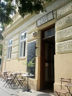 Café Falk in Brno, Jihomoravský
