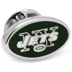 New York Jets Lapel Pin, Men's, Green