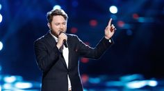 "The Voice 2014 Top 8 - Luke Wade: ""Stand by Me"""