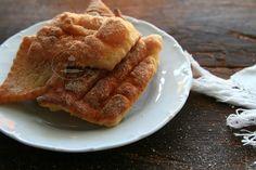 Fánky - Božie milosti z kvasu - Chuť od Naty Apple Pie, French Toast, Breakfast, Desserts, Food, Morning Coffee, Tailgate Desserts, Deserts, Essen